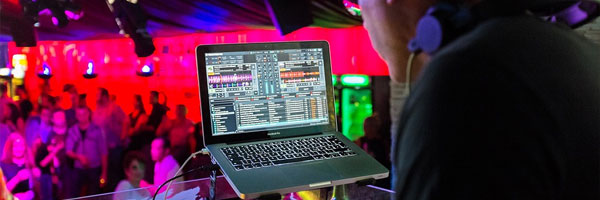 Theme Parties 4 Ideas to Throw the Best Virtual Party dj laptop - Theme Parties - 4 Ideas to Throw the Best Virtual Party